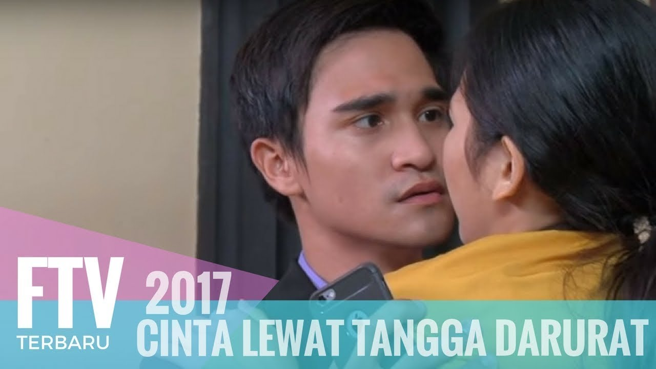 Download FTV Cinta Lewat Tangga Darurat   Indah Permatasari & Adhtiya Alkatiri