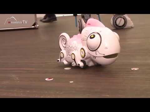 Ferngesteuertes Chamäleon Haustier Spielzeug-Roboter für Kinder Spielzeug DE