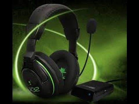 Turtle Beach X32 Review And Setup