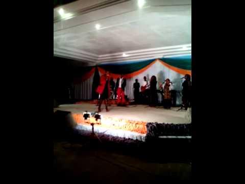 Thabelo Netshiunda at THE BGC Thendo na vhugala