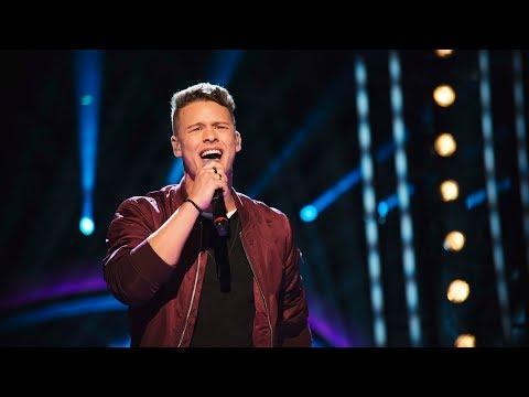 Melvin Larsson Silli sjunger There's nothing holding me back i Idols kvalvecka - Idol Sverige (