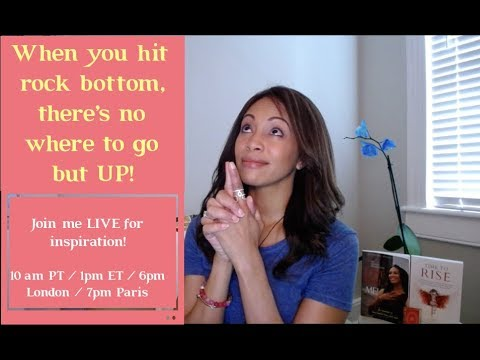 How to RISE UP when you feel beaten down | Dr Andrea Pennington helps you Become Who You REALLY Are!