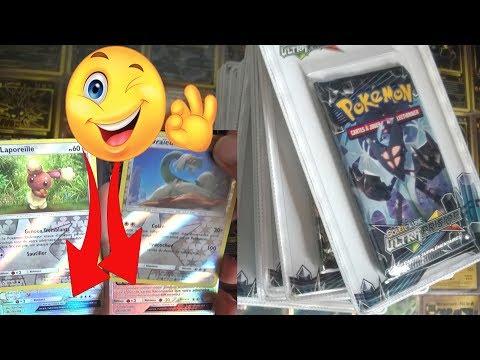 BOOSTER BUG et PIOCHE MAGIQUE ! GROSSE OUVERTURE de 30 BOOSTERS Pokemon SL5 ULTRA PRISME