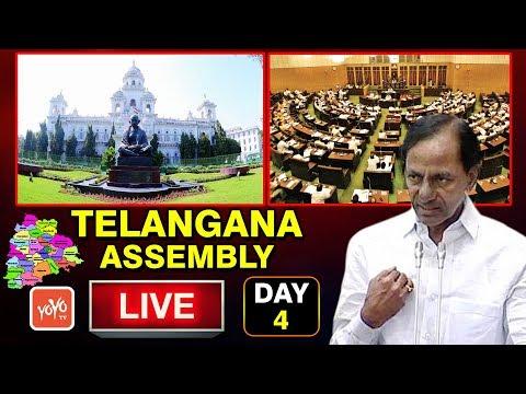 CM KCR LIVE | Telangana Assembly Budget Session 2018 | 19-03-2018 | YOYO TV Channel