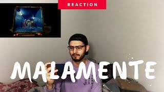 ROSALÍA | Malamente (Official Video) Reaction | The Millennial Chisme