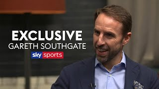 What really happened with Joe Gomez and Raheem Sterling's bust up? | Gareth Southgate