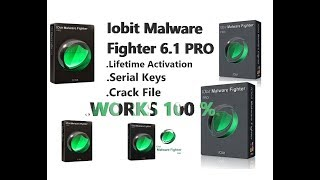 Iobit Malware Fighter 6.1 Pro License File With Some Serial Key | Best Easy Step Works 100 %