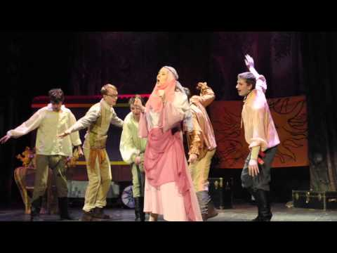 Freddy Awards 2015: Saucon Valley High School students perform 'Pippin'