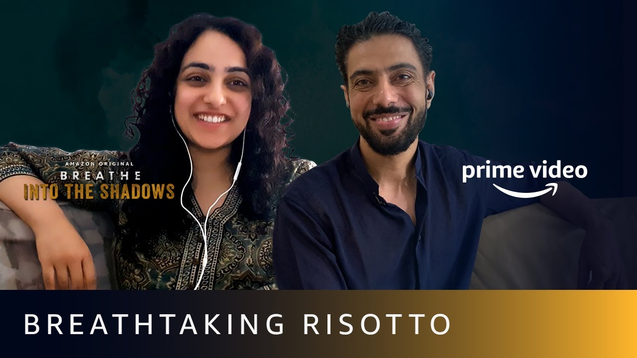Nithya Menen joins Ranveer Brar for Breathtaking Risotto | Breathe - Into The Shadows