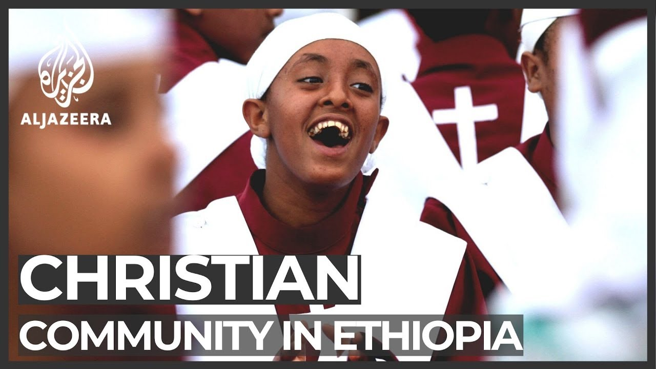 Ethiopian Orthodox Christians celebrate Christmas