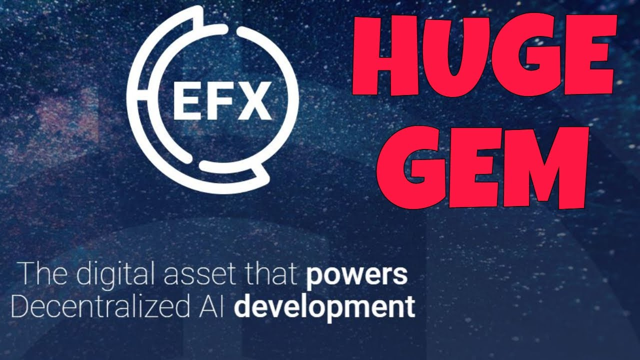 Download Crypto Altcoin With Serious Potential! (Effect.Ai - EFX)