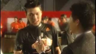 2009/09/23 原監督挨拶-乾杯(阿部選手会長)-インタビュー(小笠原、...