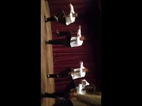 Wiley College Alpha Phi Alpha: Meet The Greeks 2013
