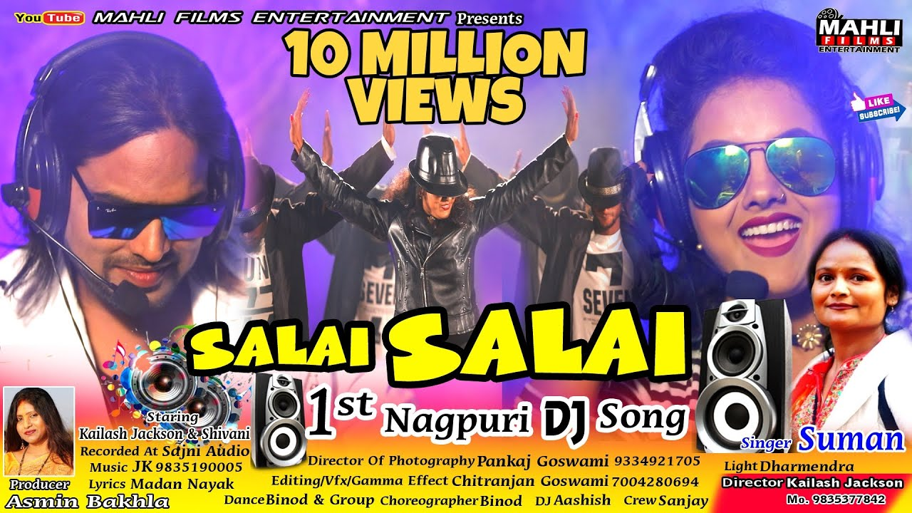 #Salai Salai#Singer Suman#New HD Nagpuri vidio Song 2019-Full Hd 10180P