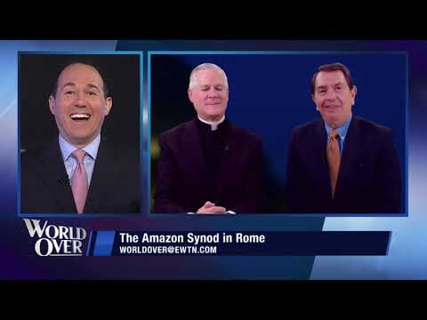 World Over – 2019-10-10 – The Papal Posse with Raymond Arroyo