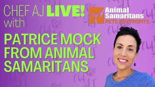 PATRICE MOCK - ANIMAL SAMARITANS - COVID 19 AND YOUR PETS