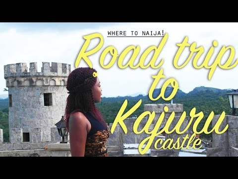 Explore the AMAZING Kajuru Castle  with me