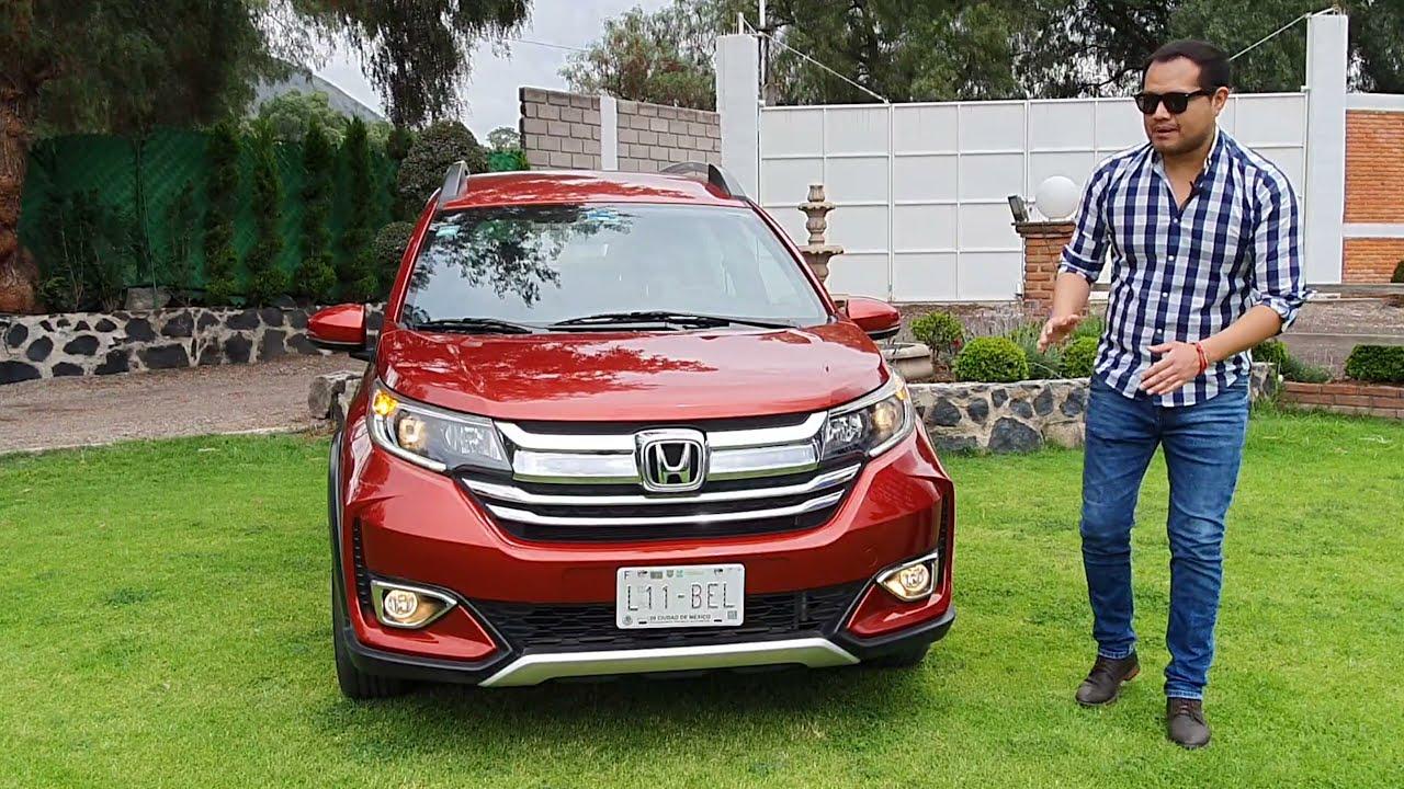 Honda BR V  - La mejor opción para mover a 7 pasajeros review