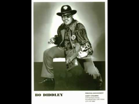 Bo Diddley 'If the bible's right' 1969