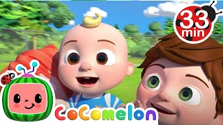 Soccer Song + More Nursery Rhymes & Kids Songs - CoComelon