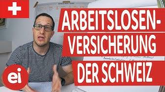 Die schweizer Arbeitslosenversicherung (ALV) einfach erklärt!