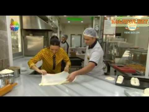 Lezzet Haritası 25 Ocak 2014 3. bölüm Meşhur Adana Böreği tarifi
