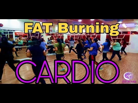 Fat burning cardio Workout For Weight Loss | fitness trainer – Akash kumar | fit n fab workout