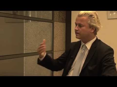 Moslim interviewt Geert Wilders!!