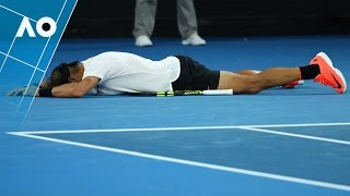 Rafael Nadal into final after five set epic (SF) | Australian Open 2017