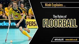 The Rules of Floorball - EXPLAINED!