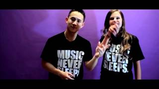 Moves Like Jagger - Maroon 5 (Official Music Video) Jason Chen x Tiffany Alvord.mp4
