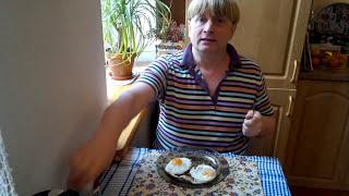 Gotuj z Gracjanem - Jajka sadzone