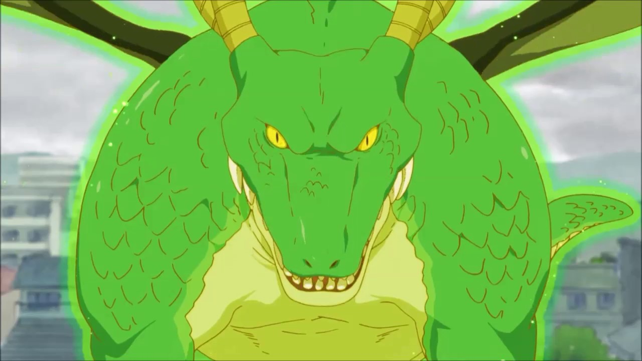 Miss Kobayashi's Dragon Maid ~ Dragon's breathe - YouTube
