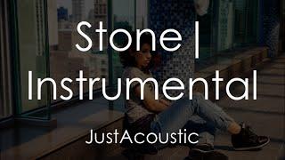 Stone - Alessia Cara ft. Sebastian Kole (Acoustic Instrumental)