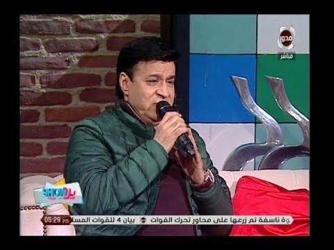 لقاء خاص مع النجم حلمي عبد الباقي في يلاشو مع جينا سلطان