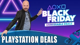 10 Best Black Friday Deals on PlayStation