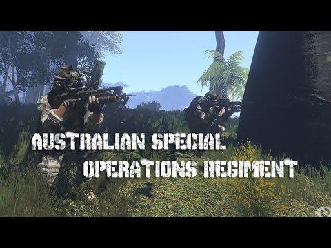 Australian Strategic Operations Regiment