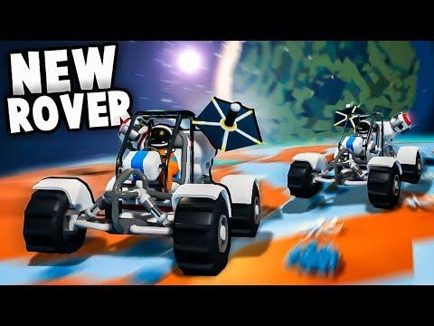 NEW Mini MOON BUGGIES are AMAZING!  (Astroneer New Update Gameplay)