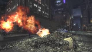 DCUO 75 Years of Batman: Building the Bat
