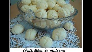 Galletitas de Maicena y Leche condensada Sequilhos brasileros