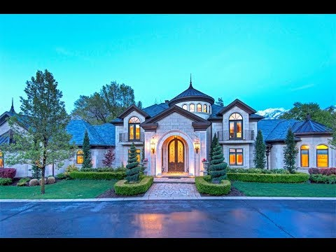 Grand Italian Villa  in Holladay ,Utah