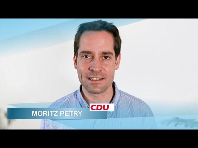 Moritz Petry: Ich unterstütze Michael Ludwig