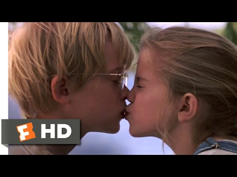 My Girl (1991) - First Kiss Scene (6/10) | Movieclips