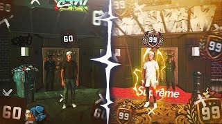 99 OVERALL MONTAGE - FROM 60 OVERALL TO 99 OVERALL - BEST 99 OVERALL ON NBA2K19(ROADTO99)