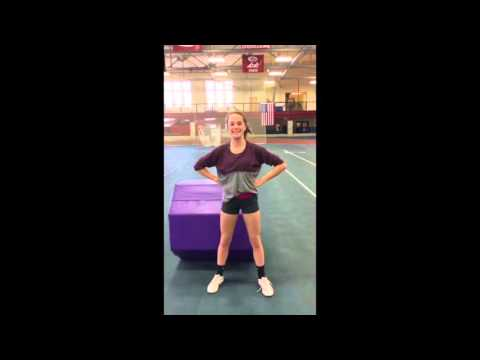 Culver Cheerleading Fundraising Video