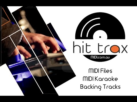 Blue Monday MIDI File Karaoke Backing Track: www.MIDI.com.au