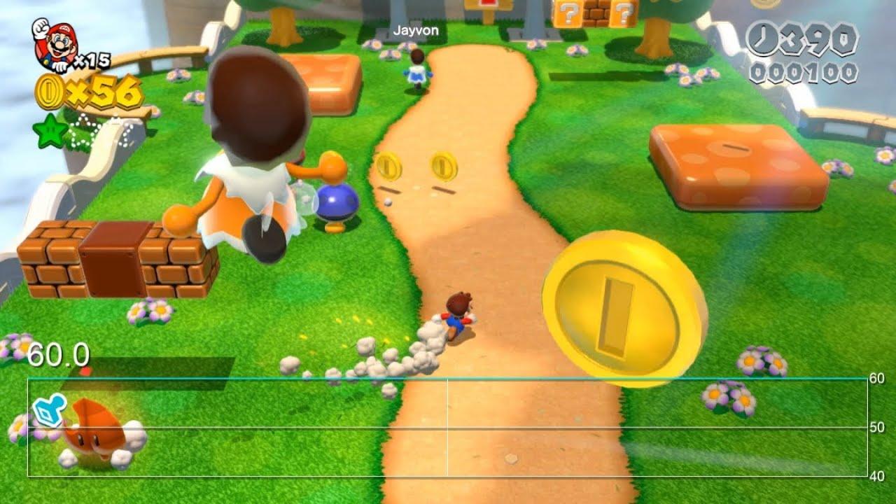 super mario 3d world gameplay ile ilgili görsel sonucu