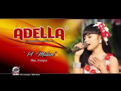 """14 Malam"" - Tasya Rosmala - ADELLA Terbaru Live Lamongan 2017"