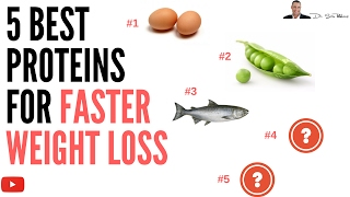 ▼ 5 Best Proteins For Faster Fat Loss, More Muscle and Energy  [Clinically Proven]
