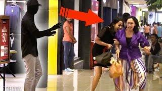 Download Video Jadi Patung Hidup! Epic Mannequin Prank Indonesia! Ngagetin Orang pura2 jadi patung! MP3 3GP MP4
